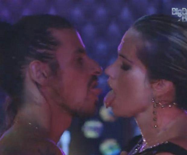 fani miguel beijo