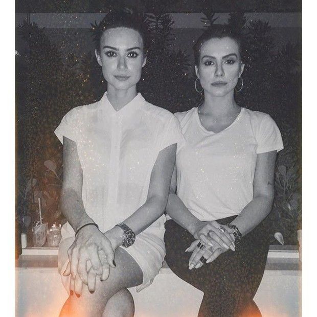 Thaila Ayala e Cleo Pires