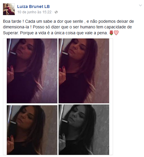 facebook luiza brunet